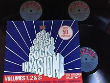 The Great British Rock Invasion - - SABBATH, BOWIE, BEATLES, THIN LIZZY, THE JAM