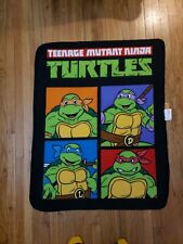 Teenage Mutant Ninja Nurtles Blanket
