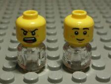 Lego Figur Zubehör Kopf Mann                                             (510 #)