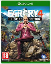 Far Cry 4 ~ XBox One (in Great Condition)