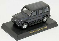 Kyosho 1/64 Mercedes Benz Typ G500 Black