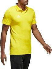 Nuevo CF4378 para hombre Adidas Condivo Camisa Polo De Algodón 18 Genuino Camiseta Talla-L-XL