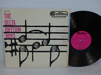 Presenting THE DELTA RHYTHM BOYS LP Camden CAL-313 1958 Mono Gospel R&B Doo-Wop