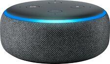 Amazon Echo Dot (3rd Gen) Smart Voice Control Assistant Speaker - Charcoal