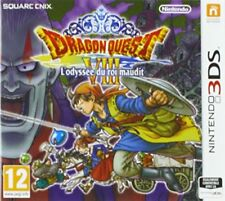Dragon Quest 8 L ODYSSEE du Roi maudit sur Nintendo 3ds
