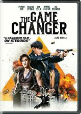 The Game Changer DVD.. (2017).. NEW