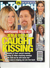 IN TOUCH ANISTON PITT WHITNEY HOUSTON SNORTS COCAINE IN PUBLIC SURI BULLOCK 2010