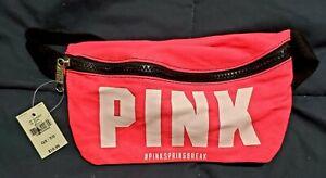 LOVE PINK VICTORIA'S SECRET Belt Bag! Brand New W/Tag Vintage 2000s Fanny Pack!
