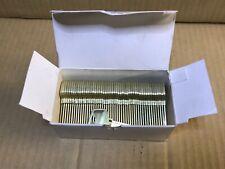 Box Of 50 Sargent 6275 Rg Key Blank 6 Pin Nickel Silver Rg Keyway New
