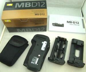 MB-D12 Battery Grip For NIKON D800 D800E D810 D810E Camera as EN-EL15 battery