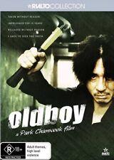 OLDBOY – DVD, A PARK CHANWOOK FILM, OLD BOY, AUSTRALIAN REGION 4,