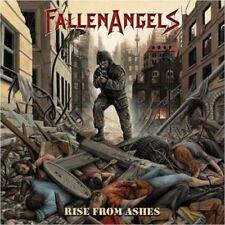 Pièges Angels-Rise From pensants CD US Trash Metal Ala Exode, Slayer, Testament