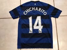 NIKE Manchester United CHICHARITO 2011 Away Jersey Youth Large