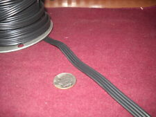 4-Wire Flat Cable, 22-Gauge For Lionel Trains, A.F., Mth, Marx And Others/8 Feet