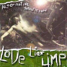 ALTERNATIVE TV Love Lies Limp Live CD MARK PERRY SNIFFIN' GLUE UK IMPORT
