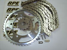 HONDA '86/87 VFR700 VFR750 CHAIN AND SPROCKETS KIT {OEM or CUSTOM} +COLORS