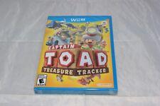 Captain Toad: Treasure Tracker (Nintendo Wii U, 2014) Brand New BNIB