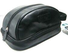 Penguin Mens Shaving/Toiletry Bag Travel Kit Black New NWT