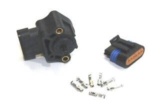 DBW Dual Output Throttle Position Sensor, Drive by Wire applications