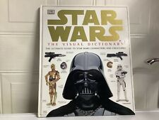 star wars complete visual dictionary Dk Hardback 1998
