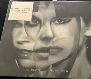 Sleater-Kinney - The Center Won't Hold CD *NEW & SEALED* free Post U.K.