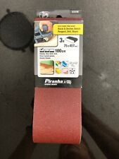 Black & Decker Piranha Sanding Belt