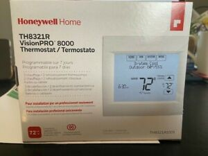 Honeywell VisionPRO 8000 with RedLINK Programmable Thermostat (TH8321R1001)