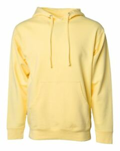 Independent Trading Co. Midweight Hooded Pullover Sweatshirt SS4500 XS-3XL