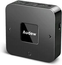 émetteur récepteur 3,5 mm adaptateur sans fil TD-02 Audew Car SUV Bluetooth 4.1