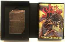 Edgar Rice Burroughs Back to The Stone Age 2nd Edition 2015 PLATE Burroughs DJ