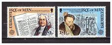 S30215) Isle Of Man 1982 Mnh Europa History 2v