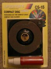 2x UNOMAT Reinigungs Set  DVD / CD / Blu Ray Spiele Medien Reinigung Flüssigkeit