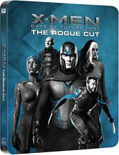Xmen Days of Future Past The Rogue Cut Steelbook Ltd Ed. Sealed