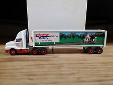 Winross Truck and Cargo Trailer Lebanon Valley Honda 1:64
