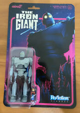 The Iron Giant with Hogarth Hughes ReAction Figure Super 7