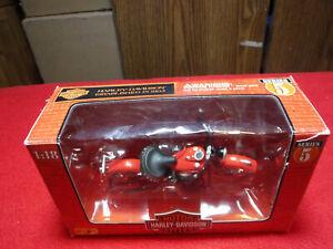 1998 Maisto 1948 FL Panhead Harley Davidson Motorcycle 1:18 Die Cast New #31360