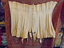 "New listing Victorian Antique Corset - La Resista / Ny - Paris - 24"" Waist - Nos - Style 931"
