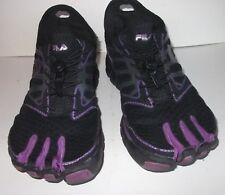 eb2f44ed7d99 Fila Skele-Toes Water Shoes Womens 6 Purple   Black Beach Boat