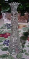 Tall Glass Vase ---MINT---