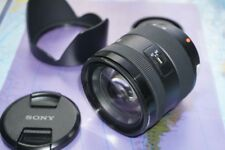 Sony Alpha 16-50 mm f/2.8 SSM DT objective, comme neuf