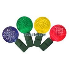 G25 Multi Color LED Lights - Christmas Lights 4 color