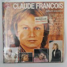 Claude François – Album Souvenir - 2 × Vinyl, LP, Compilation + petit fascicule