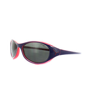 Cebe Junior Sonnenbrille Gecko CBGECKO14 Glänzend Dunkelviolett Fushia 1500 Grau