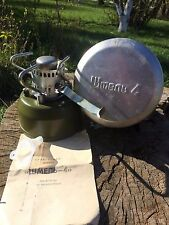VTG USSR Soviet Camping Stove Gasoline Petrol Primus SHMEL 4 Military Hunting