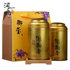 250g Premium Organic  FuJian Anxi Tie Guan Yin Chinese Oolong Tea 2 Cans