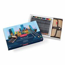 Derwent Procolour Coloured Pencil Wrap Set