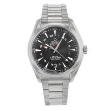 Relojes de pulsera automático Seamaster de acero inoxidable