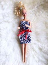 Vintage 1966 Mattel Barbie Doll Twist N Turn Clothes Dress Jewellery Philippines