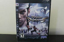 Virtua Fighter 5  (Sony Playstation 3, 2007) *Tested