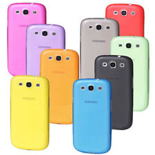For Samsung Galaxy S3 i9300 Ultra Thin Skin Matte Back Case Cover